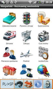 Rozmawiaj po Hiszpańsku apk screenshot