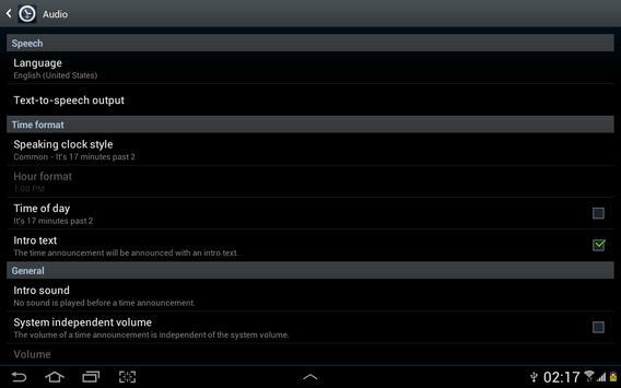 e9cc3d7376f Relógio falante  TellMeTheTime para Android - APK Baixar