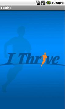 I Thrive poster