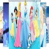 Disney Princess Wallpaper HD icon