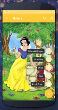 Disney Princess Wallpaper HD screenshot 8