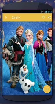Elsa Wallpaper HD screenshot 8