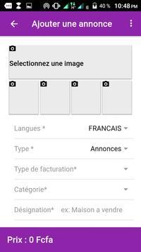 Annonces.cm screenshot 2