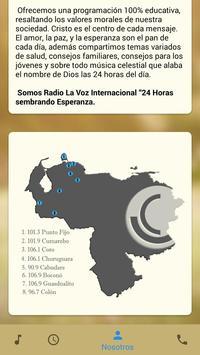 Radio La Voz screenshot 4