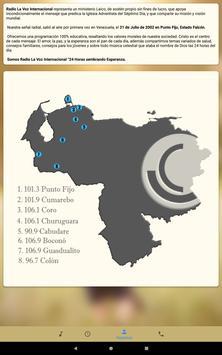 Radio La Voz screenshot 14