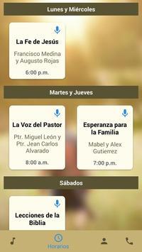 Radio La Voz screenshot 2