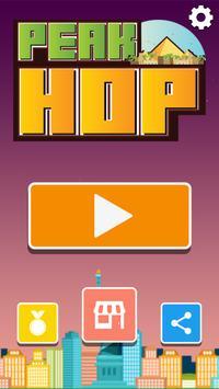 Peak Hop poster