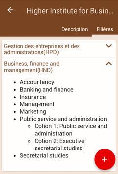 madao Annuaire apk screenshot