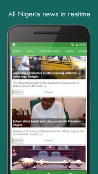 Nigeria News - Smart Naija apk screenshot