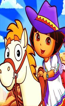 Dora the explorer wallpaper hd screenshot 2