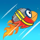 Jetpack Bird icon