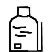 Shampoo Bottle Generator icon