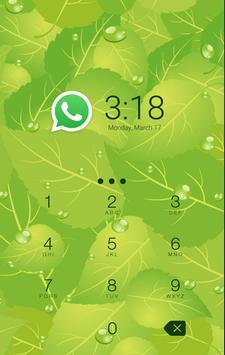 Dew Drop CM Security Theme screenshot 1