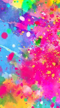 Colorful World AppLock Theme apk screenshot