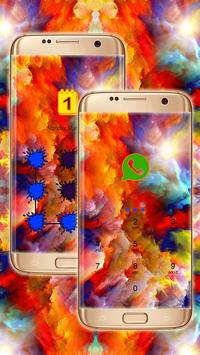 Colorful Cloud-Holi Theme apk screenshot