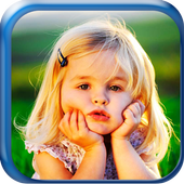 Lovely Baby HD wallpaper icon