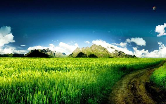 Galaxy S4 Landscape HD poster