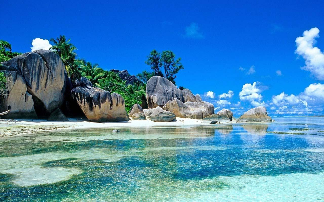 Beach Natural Scenery Gallery For