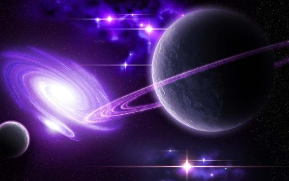 5D Galaxy Universe poster