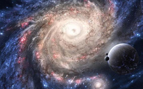 5D Galaxy Universe apk screenshot