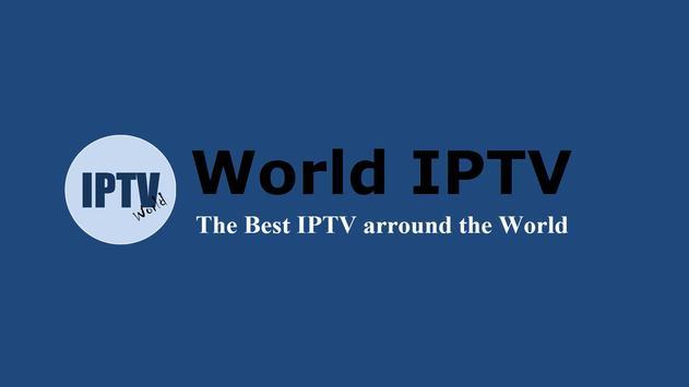 World IPTV Box apk screenshot
