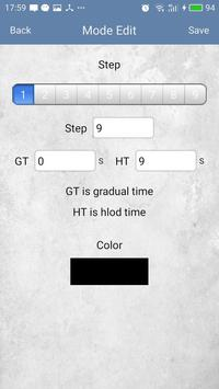LED-Controller II screenshot 7