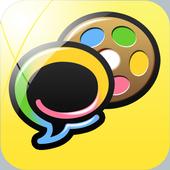 瓦力短信iPhone经典主题 icon