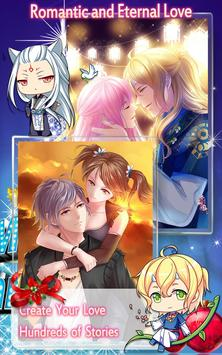 Love Story - Magical Princess apk screenshot