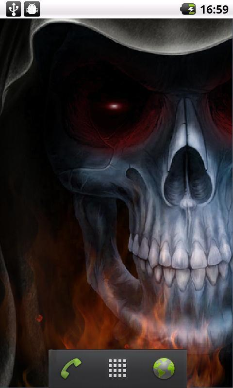 Death From Hell Live Wallpaper For Android Apk Download