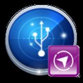 USB GPS icon