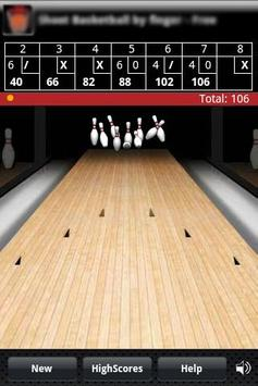 finger bowling apk free arcade for android