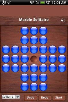 Marble Solitaire poster