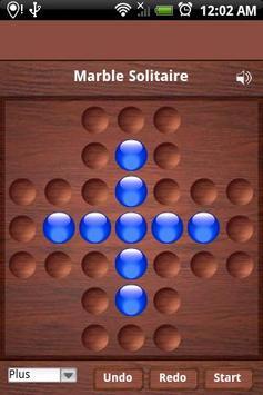 Marble Solitaire apk screenshot