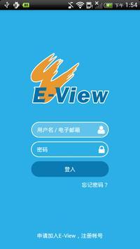E-View poster