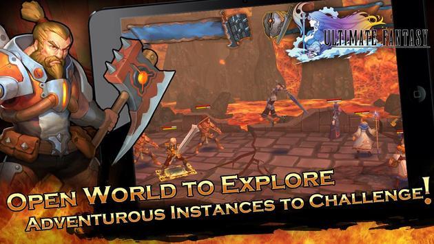 Ultimate Fantasy apk screenshot