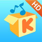 酷我音乐HD icon