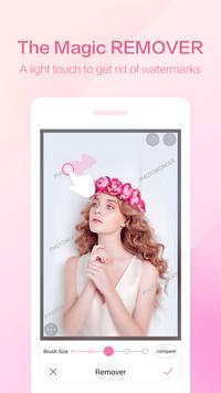 PhotoWonder: Pro Beauty Photo Editor&Collage Maker screenshot 1
