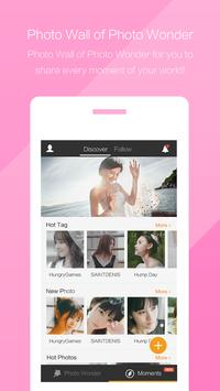 PhotoWonder: Pro Beauty Photo Editor&Collage Maker screenshot 5