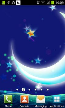 Dream Star night Lwp apk screenshot