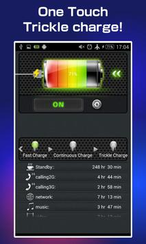 One Touch Battery Saver poster