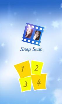 Snap Snap - Free poster