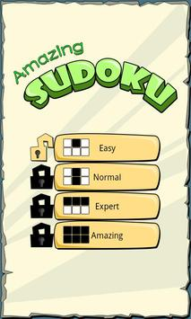 Amazing SUDOKU apk screenshot
