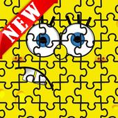 spongbob Puzzles Free 2017 icon