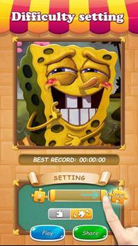 spongbob Puzzles Free 2017 screenshot 2