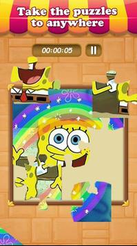 spongbob Puzzles Free 2018 screenshot 16