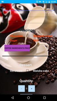 CoffeeShop screenshot 1