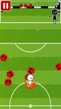 Shoot to the worldcup apk screenshot