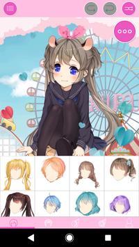 Sweet Lolita Avatar: Make Your Own Lolita Avatar 截圖 1