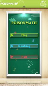 PoisonMath poster