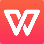 WPS Office - Word, Docs, PDF, Note, Slide & Sheet icon